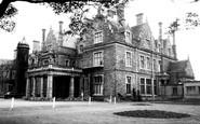 Branston, Branston Hall Hospital c1965