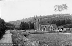 The Church c.1955, Brantingham
