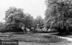 The Pond c.1955, Brantingham