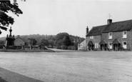 Brantingham, War Memorial c.1955