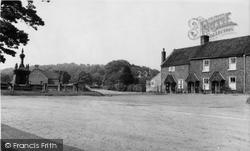 War Memorial c.1955, Brantingham