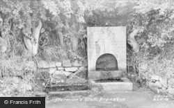 Branxton, Marmion's Well c.1955