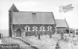 Branxton, The Church c.1955