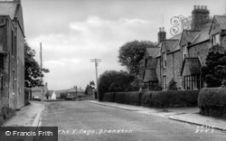 The Village c.1955, Branxton