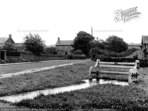 Branxton, The Village c.1955
