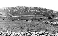 Brassington, Harboro Rocks c.1960