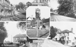 Brasted, Composite c.1955