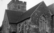 Brasted, The Church c.1955