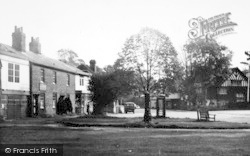 Brasted, The Green c.1955