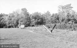 Brasted, The Recreation Ground c.1955