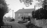 Brasted, The Stanhope Arms c.1955