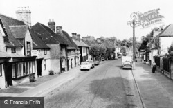 Brasted, The Village c.1960