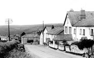 Bratton Fleming, Chapels And Post Office c.1955