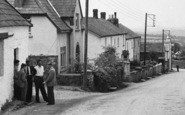 Bratton Fleming, Village c.1955