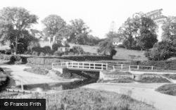 Braughing, Malting Bridge c.1960