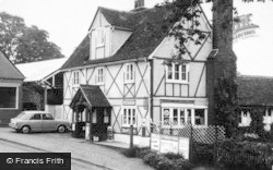 Braughing, The Post Office c.1965