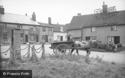 Braughing, The Village c.1950