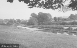 Braunston, General View c.1955