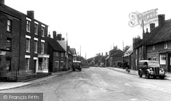 Braunston, High Street c.1955