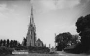 Braunston, Parish Church c.1965