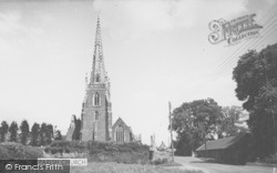 Braunston, Parish Church c.1965