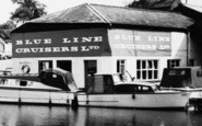 Braunston, River Cruisers On The Canal c.1965