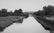 Braunston, The Canal c.1955