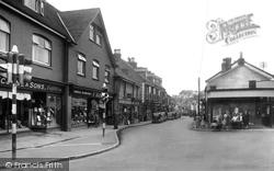 Caen Street 1938, Braunton