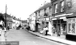 Caen Street 1962, Braunton