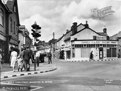 Caen Street c.1950, Braunton