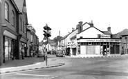 Braunton, Caen Street c1955