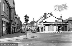 Caen Street c.1955, Braunton