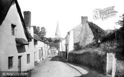 Church Street 1900, Braunton