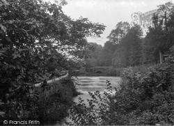 Dean Bridge 1938, Braunton