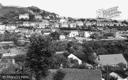 East Hill c.1960, Braunton