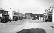 Braunton, Exeter Road 1936