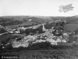 From East Hill 1936, Braunton