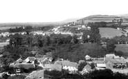 Braunton, General View 1900