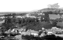 General View 1900, Braunton