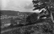 Braunton, General View 1936
