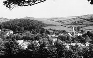 Braunton, General View c.1960