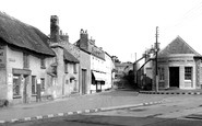 Braunton, Heanton Street c1950