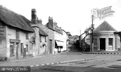 Heanton Street c.1950, Braunton