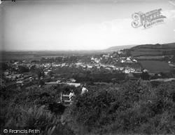 Looking West 1936, Braunton
