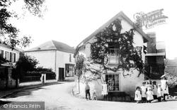 Old House, Church Street 1900, Braunton