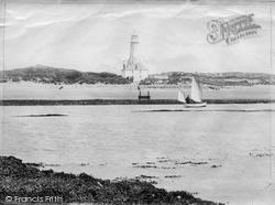 Sands And Lighthouse 1906, Braunton