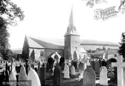 St Brannock's Church 1900, Braunton