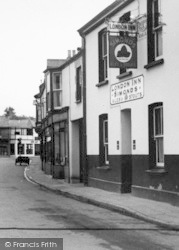 The London Inn c.1950, Braunton