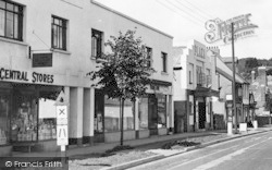 The Plaza, Exeter Road c.1950, Braunton