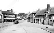 Braunton, The Square 1936